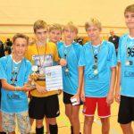 U16 gewinnt Vorbereitungsturnier