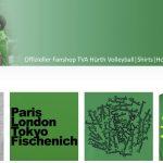 Der offizielle Fanshop des TVA Hürth ist online!