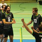 Presse: Die Volleyballer des TVA vergeben zwei Matchbälle - Hürth holt einen Punkt zum Start