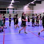 Aus der Presse: Volleyballer standen von Anfang an unter Druck beim Aufsteiger